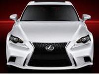 Surprise : voici la nouvelle Lexus IS