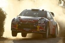 WRC - Grosse sortie de piste pour Mikko Hirvonen