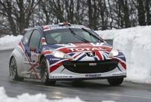 ERC - Latvia : Breen et Lefebvre, les bonhommes de neige de la Peugeot Academy