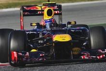 F1 - Barcelone, jour 1 : Webber et Red Bull au rendez-vous