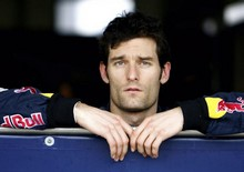 F1 - Mark Webber reste concentré