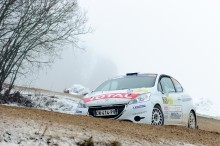 Rallye - Consani et Dubert à la conquête du volant 208