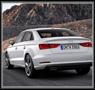 La nouvelle Audi A3 Berline détaillée et imagée