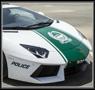 Une Lamborghini Aventador pour la police de Dubaï