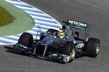 F1 - Chine, libres 1 : Rosberg signe le meilleur temps