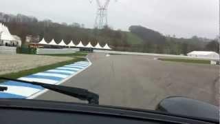 Un tour du circuit du Laquais (38) en Porsche 3.2L