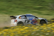 WRC - Argentine, ES1 : Ogier attaque en trombe !