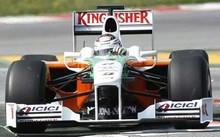 F1 - Vijay Mallya veut voir ses deux monoplaces dans les points à Monaco