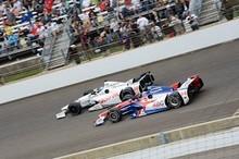 IndyCar - 500 miles, 200 tours et l'arrivée dans la première moitié du tableau pour le rookie !
