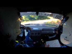 Rallye de la Crau 2013 ES3 Marchand-Andrau