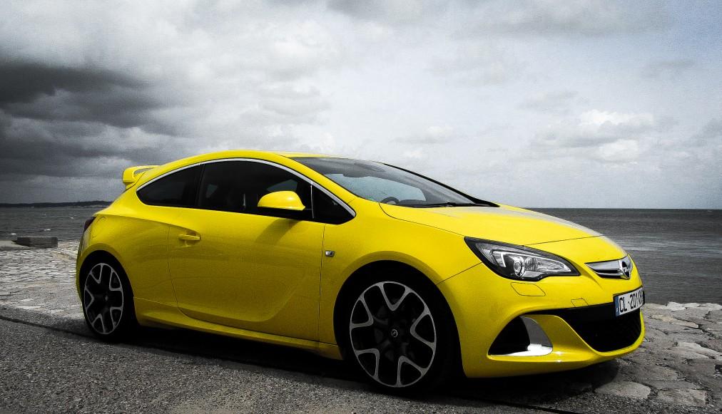 Essai – Opel Astra OPC