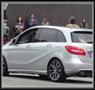 Mercedes électrise Francfort avec sa Classe B Electric Drive