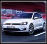 Nouvelle Golf GTE, la sportive hybride par Volkswagen