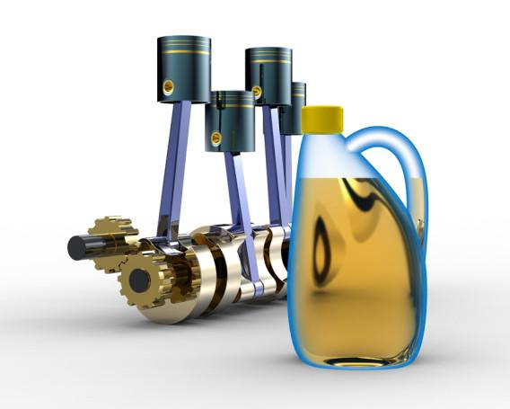 l'huile pour les moteurs est indispensable