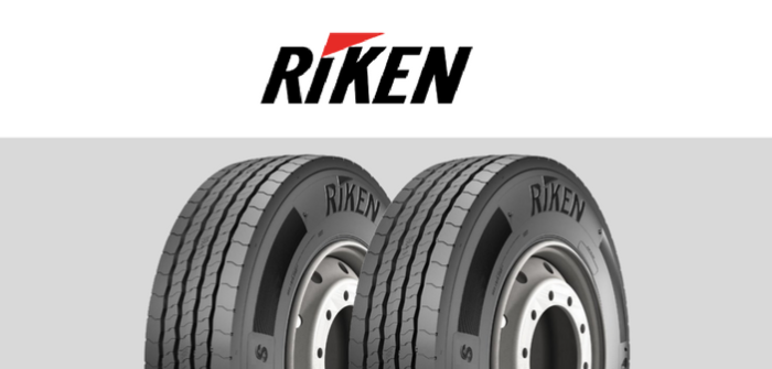 Riken gamme pneus petit poids lourd