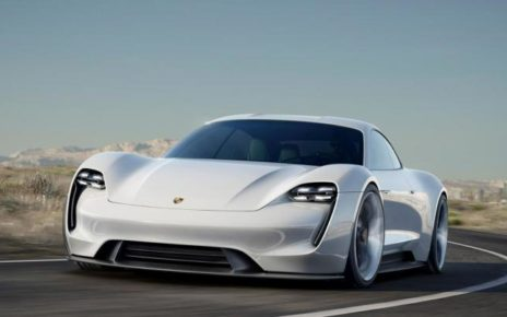 Porsche Taycan : la révolution 100 % électrique !