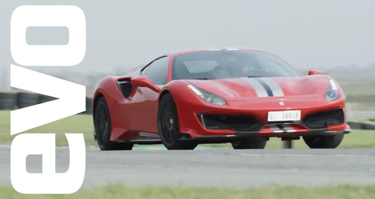 Ferrari 488 Pista | evo LEADERBOARD
