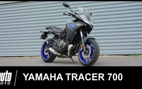 2020 Yamaha Tracer 700 Essai POV Auto-Moto.com