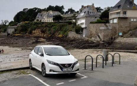 Essai de la Nissan Leaf e+ 62 kWh au quotidien