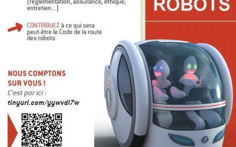 Les coulisses du Code de la route des robots