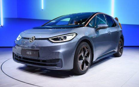 Les livraisons de la Volkswagen ID.3 maintenues à l'été