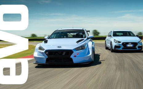 Hyundai i30 N TCR v i30 N Performance