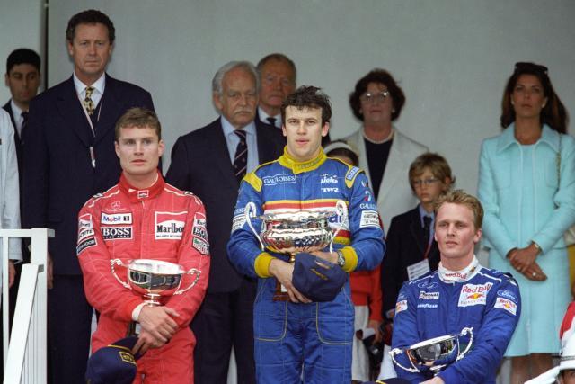 F1: Il y a 24 ans, Olivier Panis remportait le GP de Monaco - F1