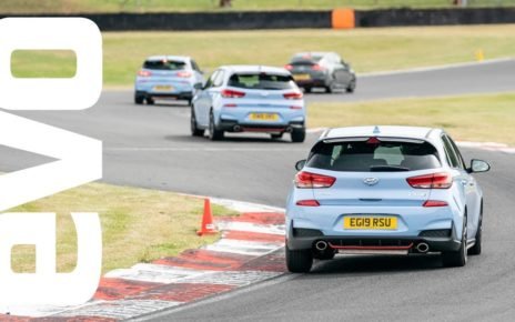 Promoted: Hyundai i30 N Brands Hatch track day