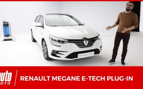 Renault Mégane E-Tech Plug-in : l'hybridation rechargeable débarque sur la compacte