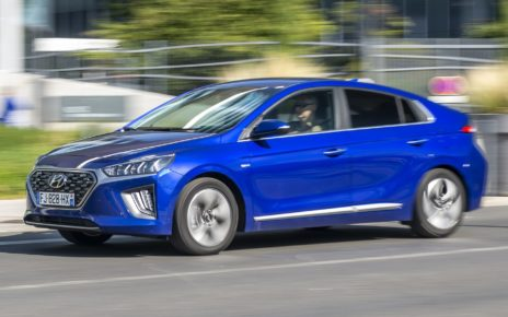 Essai et vraies mesures de la Hyundai Ioniq hybride 2020 restylée