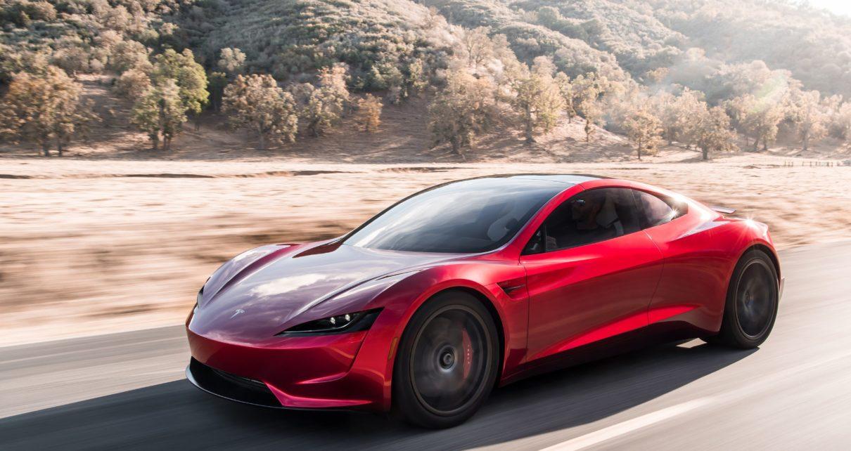 La deuxième génération de Tesla Roadster reportée à 2022
