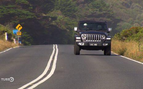 Essai du Jeep Wrangler - Extrait Emission TURBO du 07/04/2019