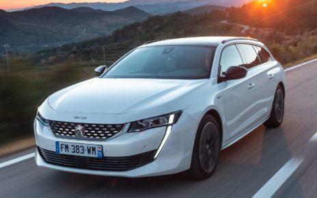 Essai de la Peugeot 508 hybride rechargeable