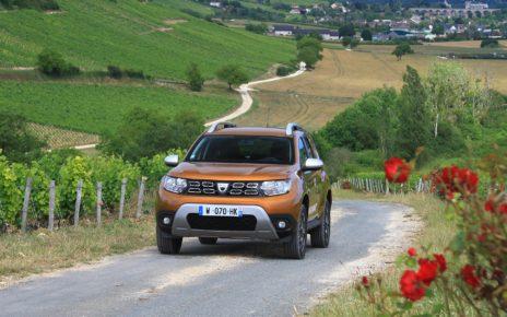 Essai du Dacia Duster GPL Eco-G 100ch