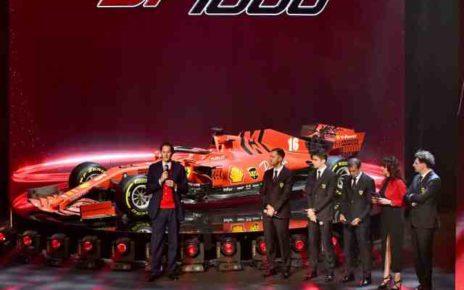 John Elkann (Ferrari): «Binotto sait gagner» - F1 - Ferrari