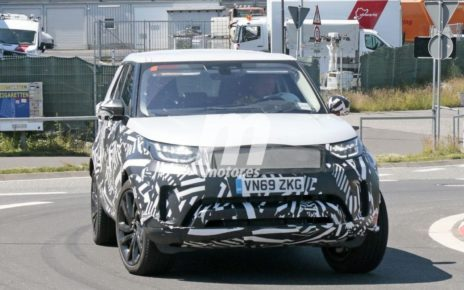 Land Rover Discovery 2021: Restylage en vue