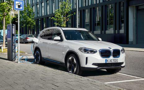 Toutes les infos, les photos et les prix du nouveau SUV électrique BMW iX3