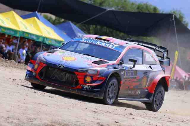 Thierry Neuville remporte le match des Hyundai au Rally di Alba - Rallye - Rally di Alba