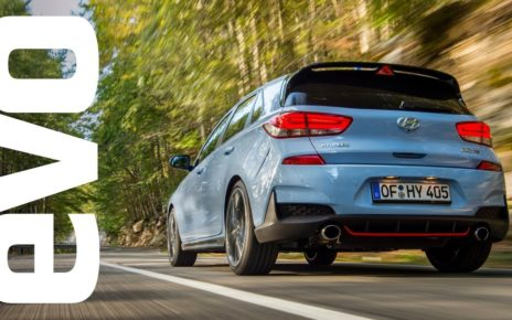 Hyundai i30 N first drive: Mégane RS beware the new kid on the block   evo REVIEW
