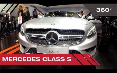 360° Mercedes Class S- Mondial Auto de Paris 2014