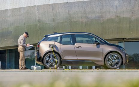 Essai et vraies mesures de la BMW i3