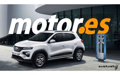 Le Dacia Spring électrique imaginé par Motor.es