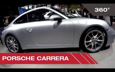 360° Porsche Carrera - Mondial Auto de Paris 2014