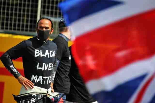 Les pilotes de F1 ne pourront pas porter de tee-shirts avec des slogans ou des messages après les courses - F1