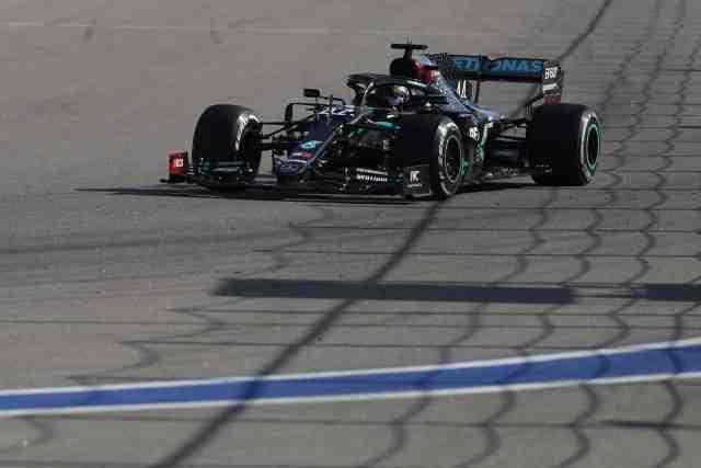 F1 : Mercedes savait que Lewis Hamilton risquait une pénalité - F1 - GP de Russie