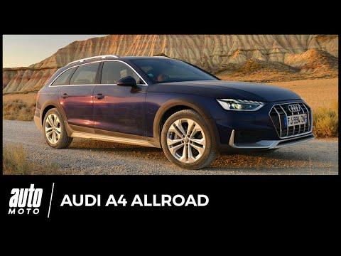Essai Nouvelle Audi A4 Allroad : perdu dans le désert