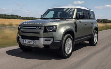 Essai du nouveau Land Rover Defender 110
