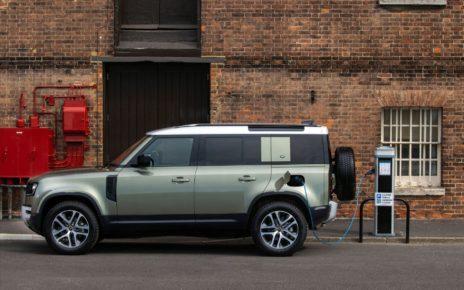 Land Rover Defender : des nouveaux moteurs hybride rechargeable et diesel