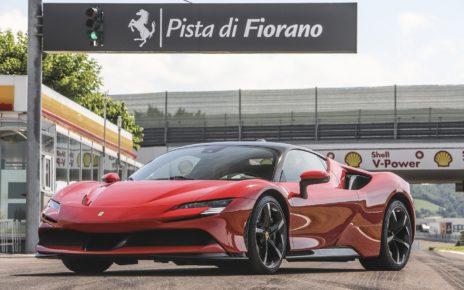 Tous les secrets de la Ferrari SF90 Stradale