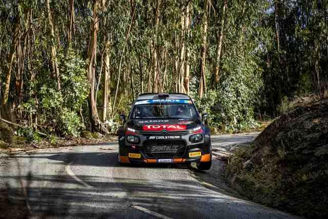 ERC : Lukyanuk a eu chaud, Bonato deuxième sur le fil - Rallye - ERC - Fafe